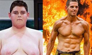 24 chàng trai thực hiện thành công chế độ giảm cân ngoài sức tưởng tượng