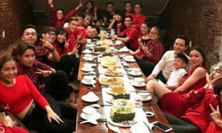 Vừa công khai hẹn hò, Kim Lý và con trai Hà Hồ đã thân thiết như gia đình