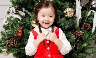 Cadie đáng yêu trong bộ ảnh mang đậm phong cách Giáng sinh