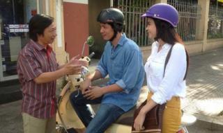 Đạo diễn 'Thề không gục ngã' phủ nhận ảnh thân mật của Trương Quỳnh Anh - Bình Minh là trên phim