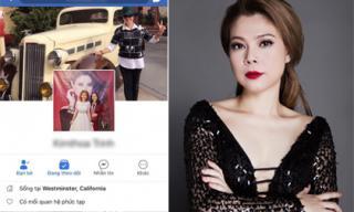 Mẹ Thanh Thảo bị kẻ gian hacker xâm nhập Facebook, lừa fan hàng chục triệu đồng