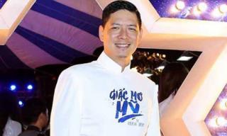 Vắng vợ Bình Minh lẻ bóng dự ra mắt phim, từ chối nói về Trương Quỳnh Anh