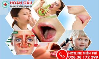 Phòng khám tai mũi họng quận 1 TP.HCM