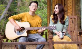 Hoàng Bách khoe những shoot hình lãng mạn ở Đà Lạt bên bạn diễn xinh đẹp
