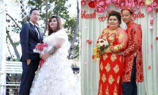 Chàng trai ở Bình Dương vỗ béo người yêu từ 90kg lên 120kg rồi mới cưới