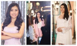 Hoàng Thùy, Mâu Thủy lại lép vế trước ba người đẹp mới toanh trong danh sách dẫn đầu 'Tôi là Hoa hậu Hoàn vũ Việt Nam'