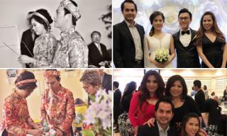 Ca sĩ Hoàng Hiệp tổ chức đám cưới lần 2 ở Mỹ, nhiều sao Việt đến dự