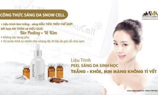 Công thức sáng da Snow Cell