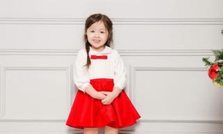 Cadie đáng yêu khi hóa thân thành 'Cháu gái của ông già Noel'