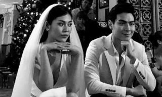 Hậu trường chụp ảnh cưới của Chúng Huyền Thanh và bạn trai