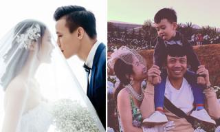 Hot girl và hot boy ngày 11/12/2017: Hé lộ ảnh cưới của Quế Ngọc Hải, vợ chồng đại gia Minh Nhựa hạnh phúc bên con