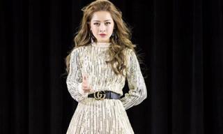 Chi Pu tiếp tục bị chê hát live yếu trong buổi họp fan ở Hàn Quốc