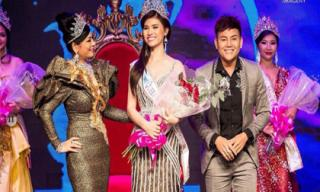 Jaclynn Châu Nguyễn đoạt giải hoa hậu Mrs supermodel