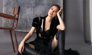 Bộ ảnh phản ánh một phần tuổi trẻ phóng khoáng và nổi loạn của Hoa hậu Kỳ Duyên