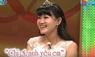 'Cười ngất' với chuyện tình hài hước của cặp đôi 'Chị ơi! Anh yêu em'