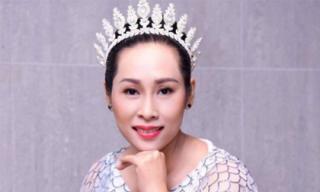 Hoa hậu Quý bà Hạnh Lê khoe nhan sắc rạng ngời tại các cuộc thi sắc đẹp quốc tế