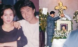 Cuộc đời đẫm nước mắt của người yêu Châu Tinh Trì: Bị điếc vì tai nạn, qua đời vì ung thư