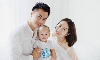 Phản ứng tinh tế của vợ Dương Cầm khi chồng bị dư luận 'ném đá'