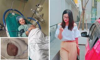 Hot girl và hot boy ngày 15/12/2017: Thu Hương sinh con đầu lòng, Châu Dương khoe tậu được 2 chung cư, 1 xe hơi trong năm 2017