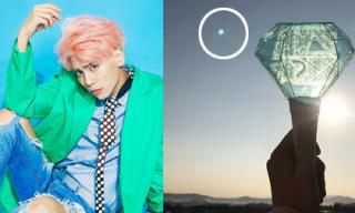 Xôn xao hiện tượng trăng chuyển thành màu xanh ngọc xuất hiện ở Nhật Bản vào ngày tiễn Jonghyun