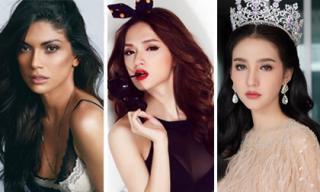 Hé lộ những đối thủ nặng ký của Hương Giang idol tại Hoa hậu chuyển giới Quốc tế