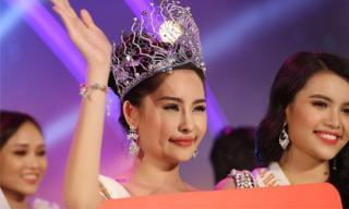 Cục Biểu diễn nghệ thuật thu hồi vương miện của Hoa hậu Đại dương 2017