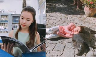 Hot girl và hot boy 14/1/2018: Midu miệt mài chấm phản biện đồ án tốt nghiệp, bức ảnh Ba Duy ngủ cùng heo ở Đài Loan khiến fans thích thú