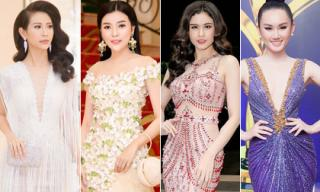 Ai xứng danh 'Nữ hoàng thảm đỏ' showbiz Việt tuần qua? (P78)