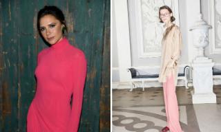 Victoria Beckham bị chỉ trích vì sử dụng người mẫu 'ốm đói'
