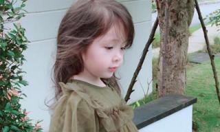 Đầu tuần, Elly Trần tung ra bộ ảnh con gái Cadie xinh ngất ngây