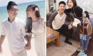 Hot girl và hot boy ngày 15/1/2018: Hé lộ bộ ảnh cưới của em gái Trấn Thành, vợ chồng Trang Lou cùng nhau dọn nhà