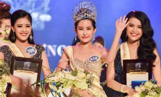 Á hậu 2 Hoa hậu Đại dương nói gì về cơ hội thay thế Ngân Anh?