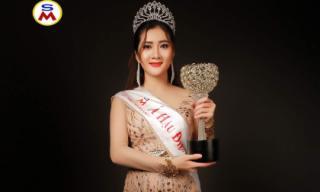 Halin Phương Huyền bất ngờ đoạt danh hiệu Á hậu điện ảnh 2017