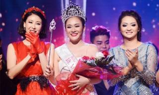 Nguyễn Quỳnh Mai đăng quang Hoa hậu Phụ nữ người Việt thế giới