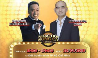 """Nhạc sĩ Đức Trí bắt tay đạo diễn Nguyễn Quang Dũng săn """"gà cưng"""" cho dự án mới"""