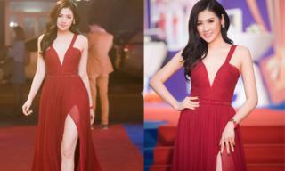 Mặc tin đồn hẹn hò Phillip Nguyễn, Á hậu Tú Anh xuất hiện lộng lẫy như nữ hoàng trên thảm đỏ