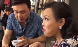 Vì miếng ăn, Chí Tài và nhóm MTV bị Việt Hương mắng sấp mặt