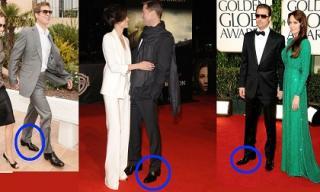 Sao nam Hollywood chăm chỉ diện giày cao gót không kém gì chị em