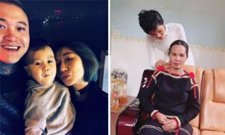 Tin sao Việt 17/2/2018: Quyết định ly hôn nhưng Vũ Duy Khánh vẫn đón năm mới bên vợ con, H'Hen Niê thực hiện ao ước tặng quà cho mẹ