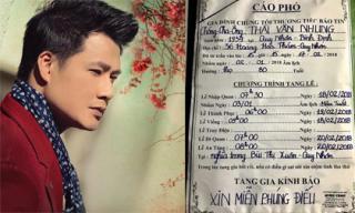 Loạt sao Việt gửi lời chia buồn khi bố của Quang Dũng qua đời vào ngày mùng 2 Tết
