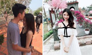 Hot girl và hot boy 19/2/2018: Lâm Á Hân hạnh phúc bên người mới, Thanh Bi khoe nhan sắc xinh đẹp