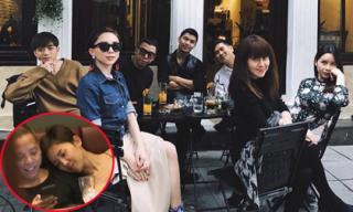 Giữa nghi vấn tan vỡ, Tóc Tiên - Hoàng Touliver vẫn xuất hiện bên nhau cùng nhóm nghệ sĩ nổi tiếng
