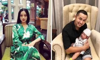 Hot girl và hot boy 21/2/2018: Huyền Baby khoe nhan sắc xinh đẹp, anh trai Bảo Thy hạnh phúc bên con gái