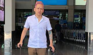 Đầu năm mới, Duy Mạnh chơi trội nhuộm tóc hồng rực rỡ khiến fan 'phản ứng' tới tấp