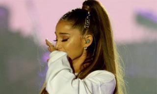 Không chỉ ở Việt Nam, Ariana Grande tiếp tục huỷ show tại Brit Awards 2018 vào phút chót