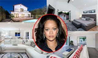 Rihanna bỏ túi món hời lớn khi bán biệt thự ở West Hollywood