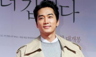 Song Seung Hun lần đầu xuất hiện sau khi tuyên bố chia tay Lưu Diệc Phi