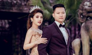Á quân The Voice Tố Ny khoe ảnh cưới lãng mạn với chồng phi công