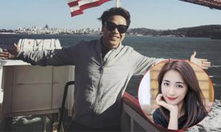 Bạn trai mới của Hòa Minzy là ai và giàu cỡ nào?