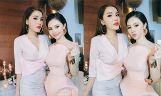 Hoa hậu Kỳ Duyên xinh đẹp trong tiệc sinh nhật của Jolie Nguyễn